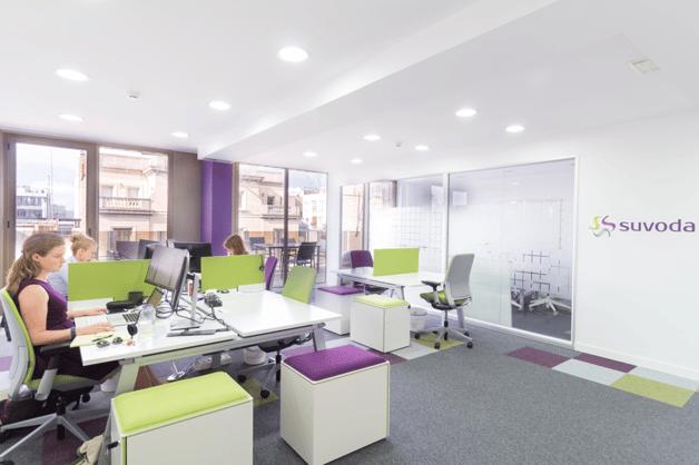 Suvoda Barcelona Office