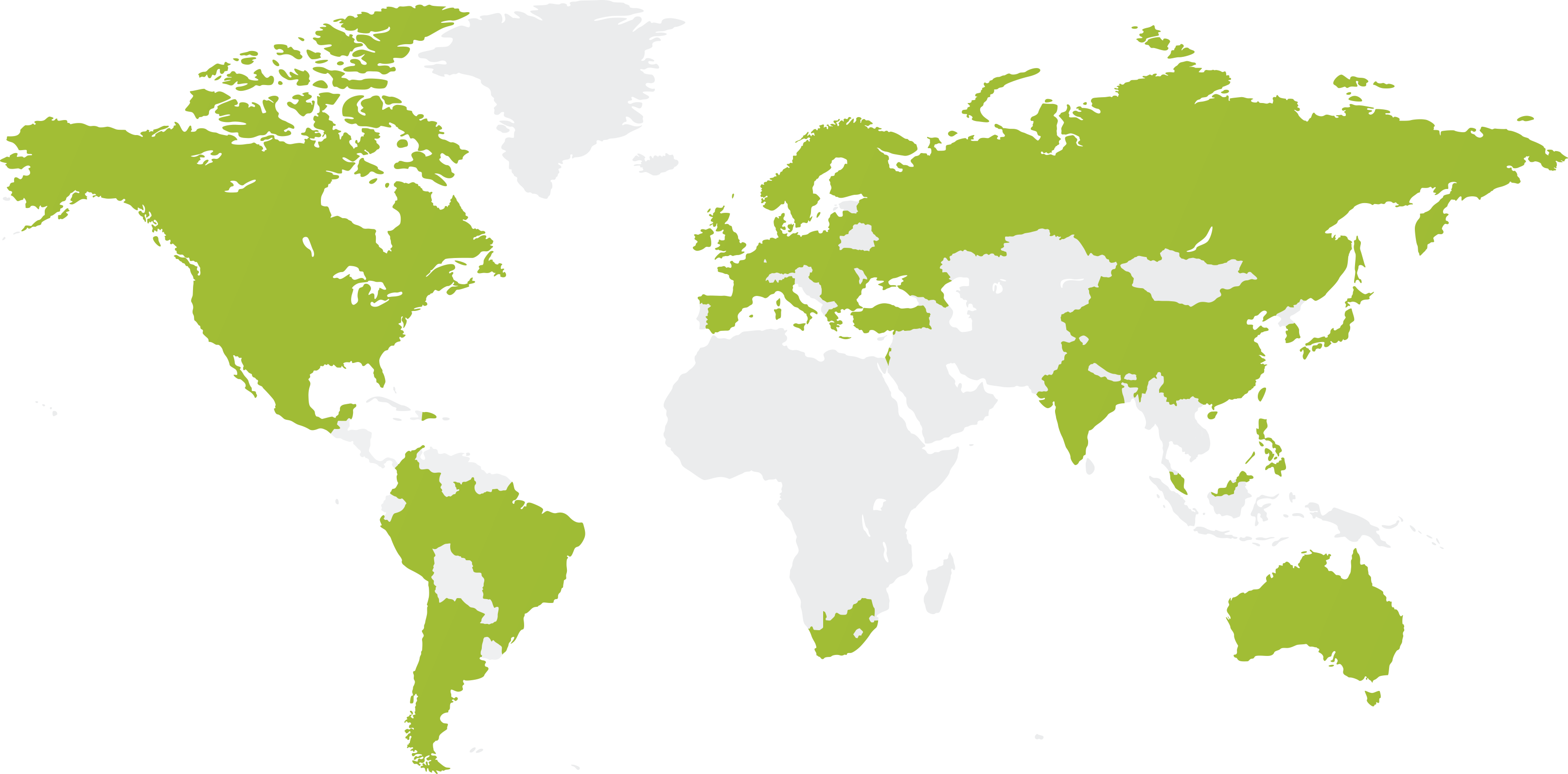 Suvoda Locations and Service Areas