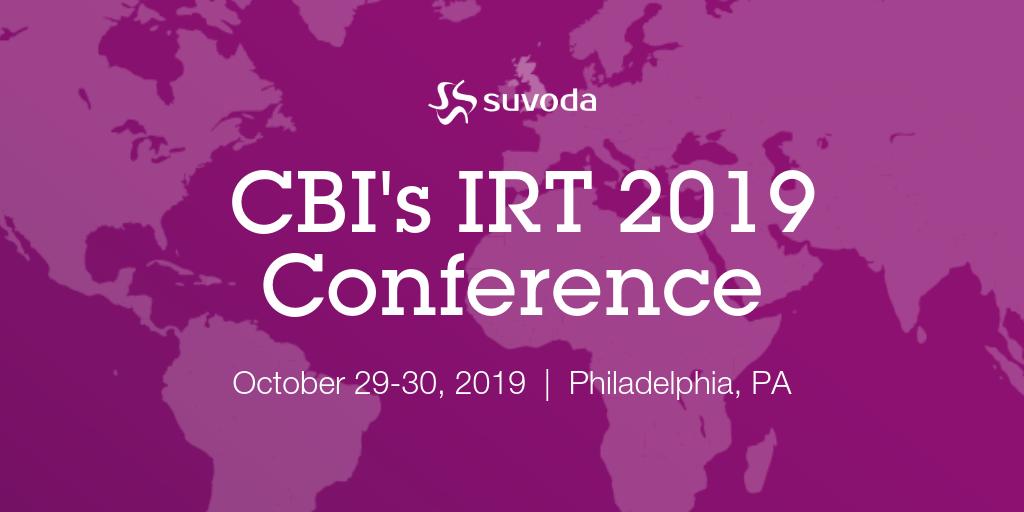 CBI's IRT 2019