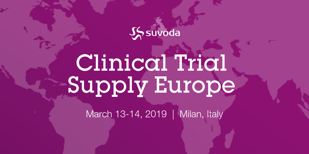 Clinical Trial Supply Europe 2019