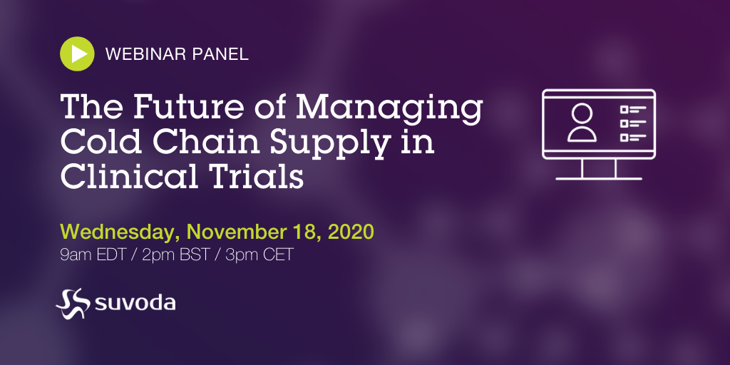 The Future of Managing Cold Chain Supply in Clinical Trials | Webinar