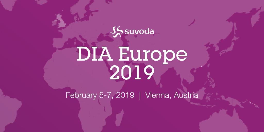 DIA Europe 2019
