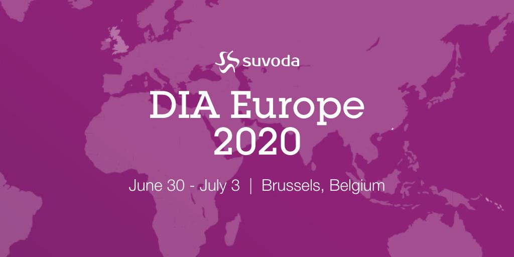 DIA Europe 2020