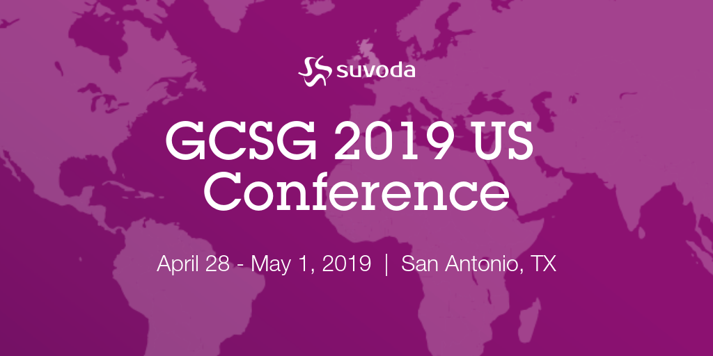 GCSG 2019 US Conference