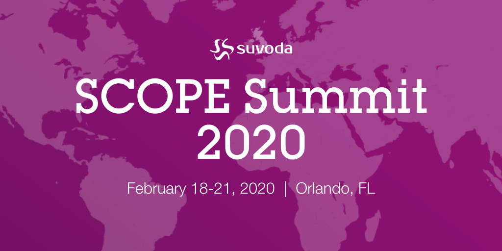SCOPE Summit 2020