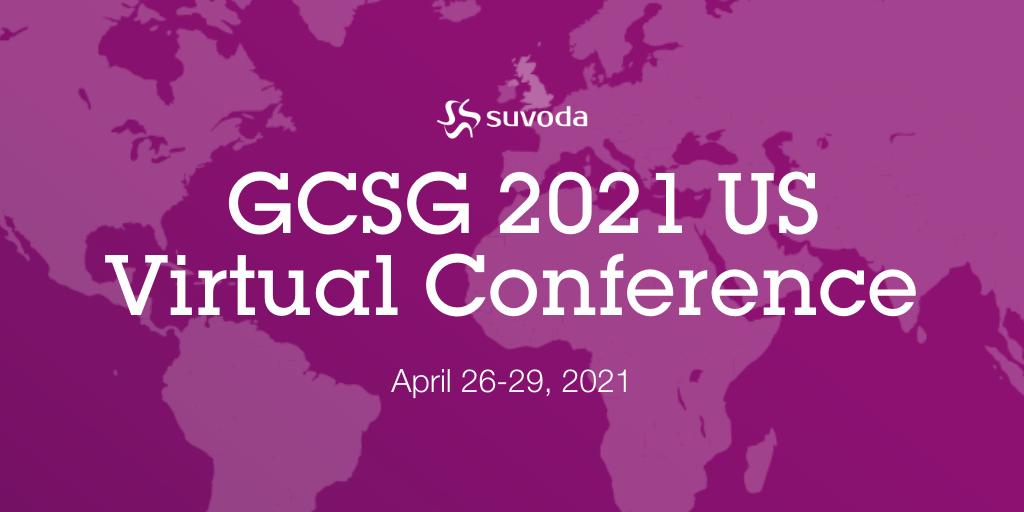 GCSG 2021 US Virtual Conference