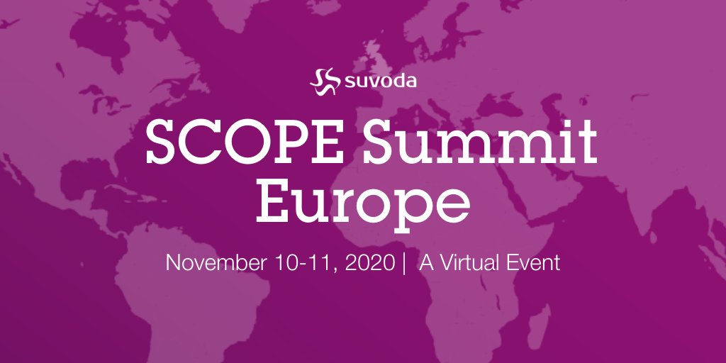 SCOPE Summit Europe and Clinical Trial Innovation Summit